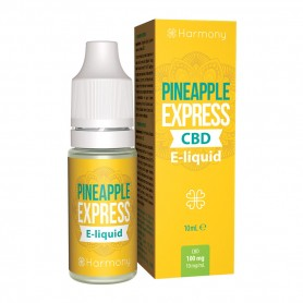 Harmony CBD E-Liquid - Pineapple Express 30 - 600mg (nikotinfrei)