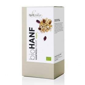 Hemp Muesli Fruit 500g